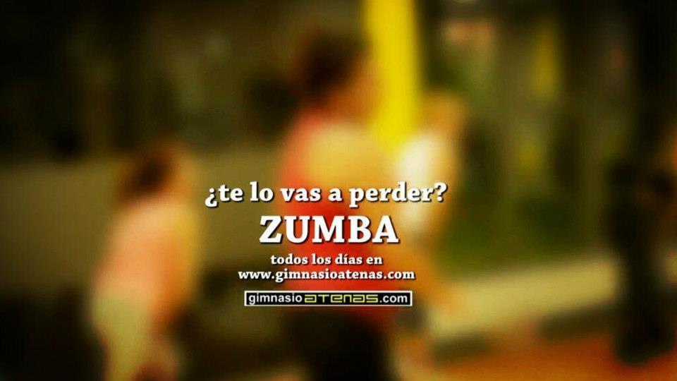 Video de las clases de Zumba en el Atenas Benalmádena