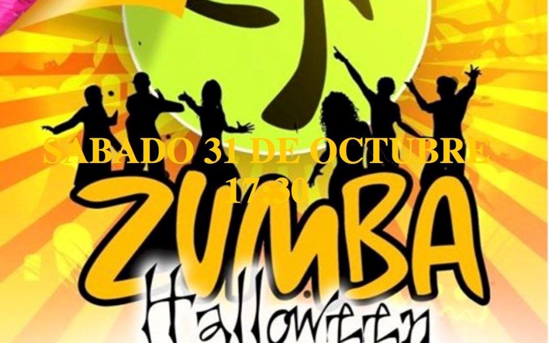 Maratón de Zumba Halloween Marbella