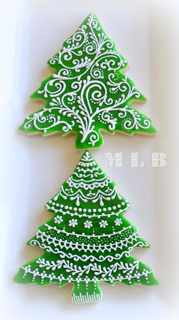 Christmastreeglaze