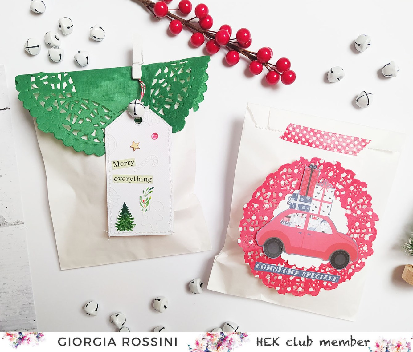 Giorgia Rossini for HEK Club