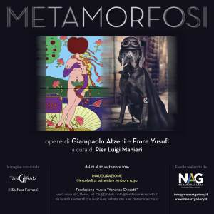 Metamorfosi Invito