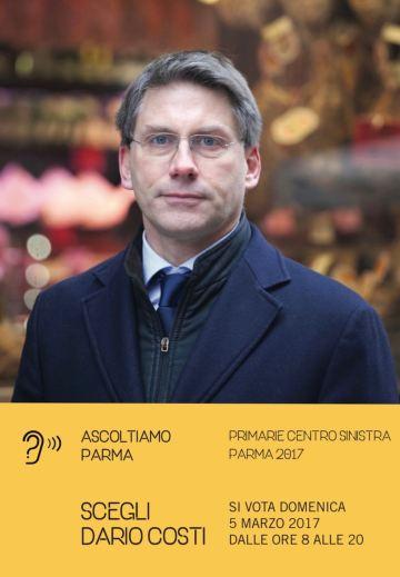 Dario Costi per Parma