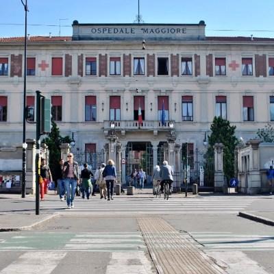 L'Ospedale Maggiore di Parma