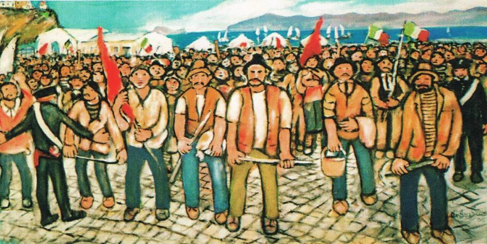 A immagine e somiglianza. Goro e Napoli: due storie di come l'egemonia costruisce il popolo
