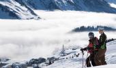 Kleines aber feines Skigebiet am See: Bregenzer Wald (Foto: Adolf Bereuter/ Bregenzerwald Tourismus)