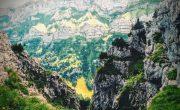 Grün, grüner - Appenzell. Blick auf die Ausläufer der Marwees (Foto: Jan Thomas Otte)