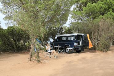 Camping De Fautea