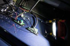 Doppelbatteriesystem: Sicherungskasten