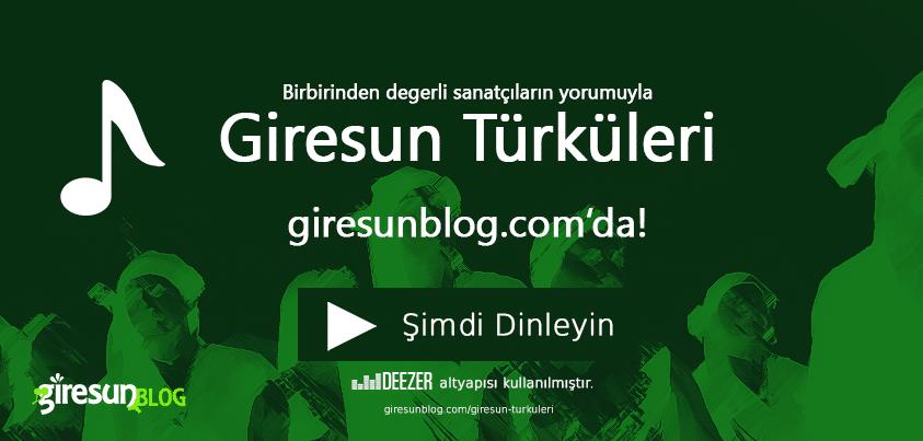 Giresun Türküleri - Karadeniz Türküleri