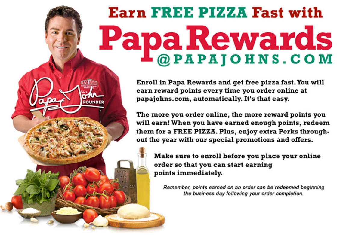 Papa John\'s - Giri BP Gas Station and Convenience Store