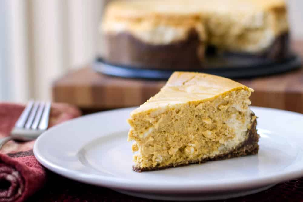 Pumpkin Cheesecake | Cooking and Recipes