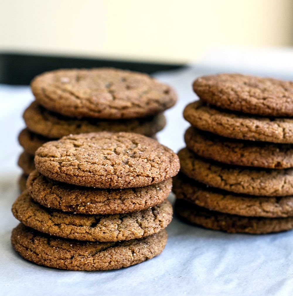 Molasses Cookies | Cooking and Recipes