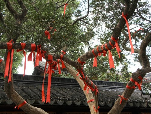 ribbons-at-hanshan