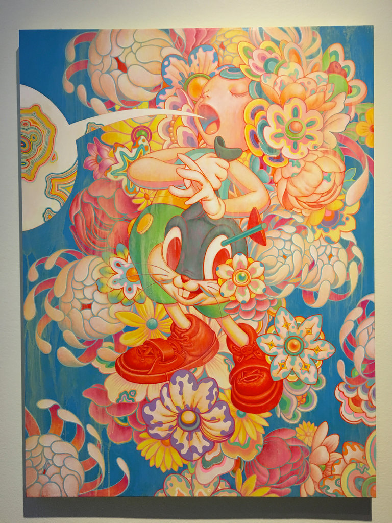 bouquet james jean