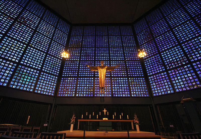 kaiser-wilhelm gedachtnis-kirche