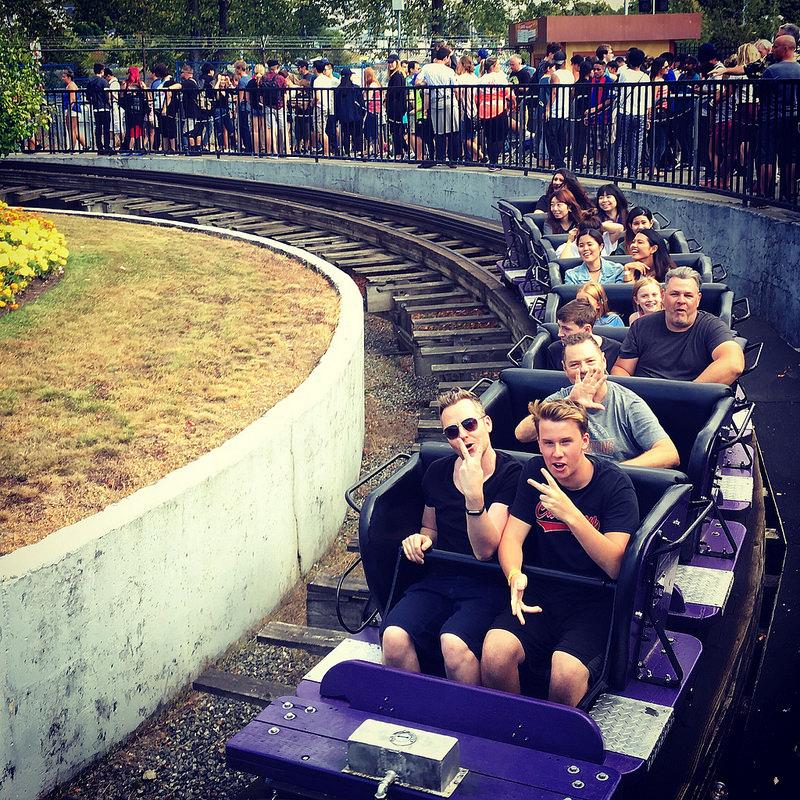coaster playland
