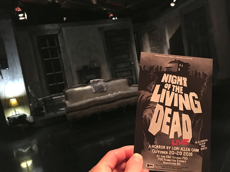 night of living dead live