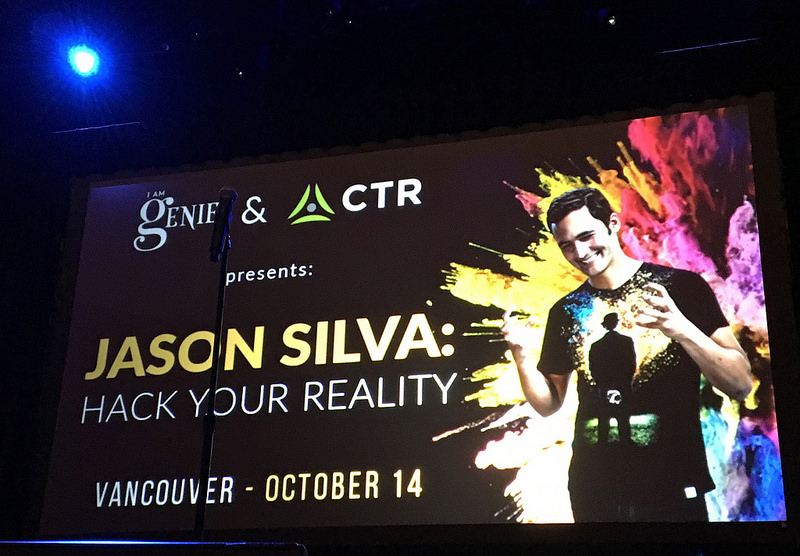 jason silva hack your reality