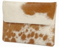 D.Bramante1928 cowhide iPad case