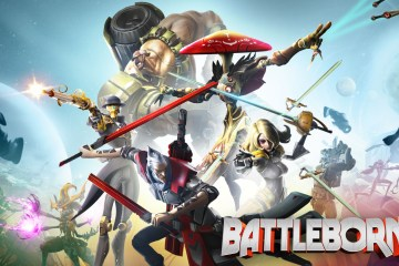 Battleborn (via 2K/Gearbox)