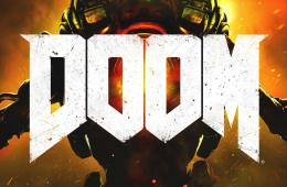 DOOM Key Art