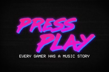 Press Play: Every Gamer has a Music Story
