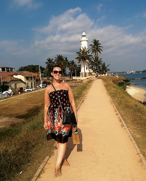 Shopping and strolling in Galle Fort