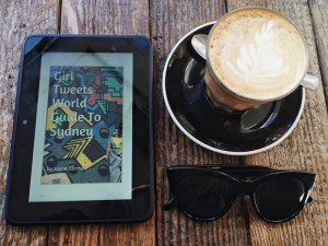 Girl Tweets World Guide To Sydney available on Kindle