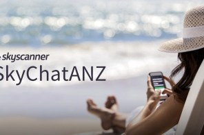 Join Me On Twitter To Talk Travel Tech With Skyscanner #SkyChatANZ