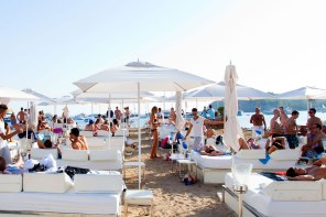 The jet-set at Blue Marlin Ibiza