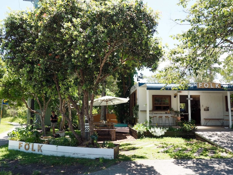You'll want to schedule a stop at Folk Byron Bay