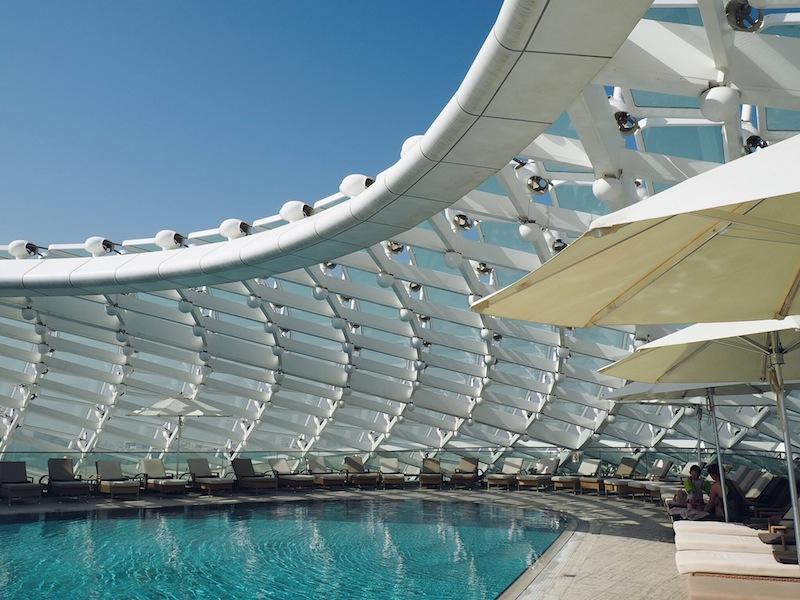 Ultimate luxury layover in Abu Dhabi