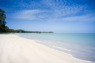 We'll be saying I Do on these sands in Khao Lak