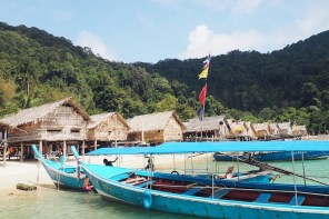 Discovering The Surin Islands In Thailand