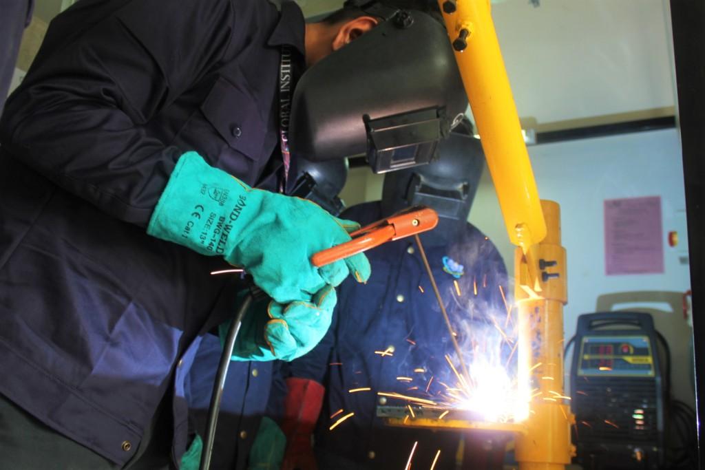 SKM welding 1