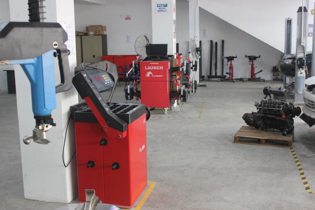 Automative Workshop