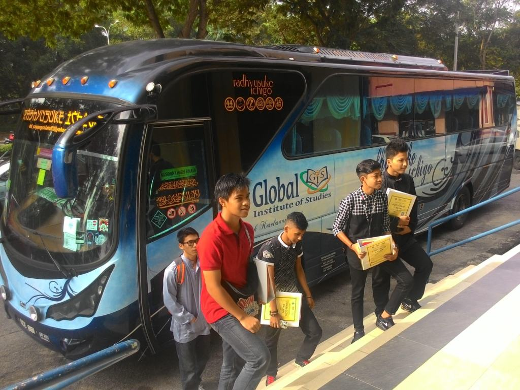 GIS Bus
