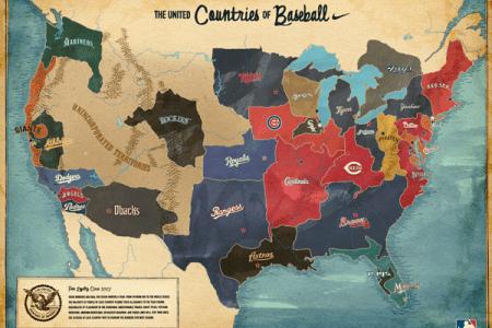baseball maps and gis ~ gis lounge