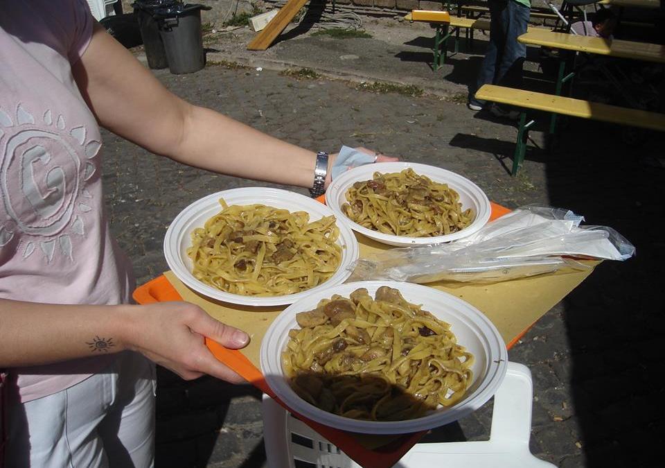 Matrimonio Oriolo Romano : Sagra del fungo porcino a oriolo romano