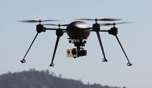 Draganfly Innovations UAS