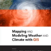 The book is aimed at meteorologists, climatologists, and GIS practitioners interested in integrating weather and climate data into their GIS workflows.