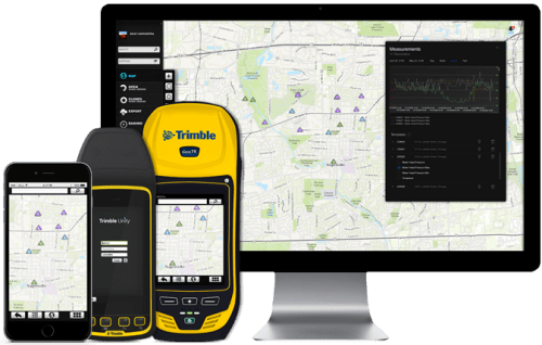 Trimble Unity for Smart Water Management