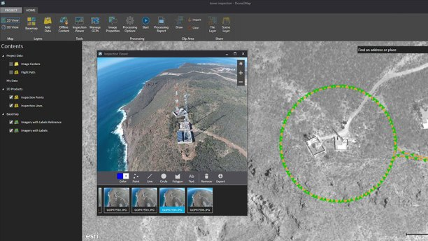 Drone2Map for ArcGIS is Now Available_Inspection_L