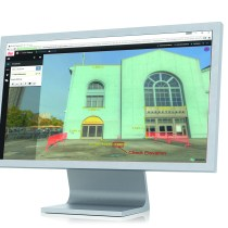 TruView Global 2.0. Credit: Leica Geosystems