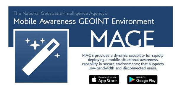 NGA GEOINT App