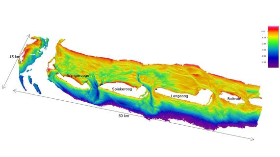 Seabed in the North German Bight Credit: DLR
