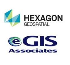 Hexagon Geospatial Partners with eGIS Associates
