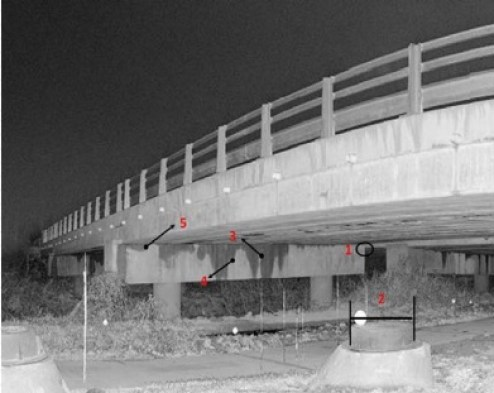 LiDAR Scanning of Bridge Infrastructure