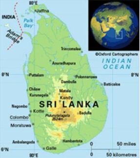 Sri Lanka - National Spatial Data Infrastructure