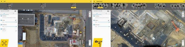 Pix4D_Marti_Drone-CraneCamera_01-Bim Monitoring Solution